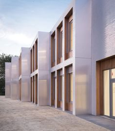 Gallery of 10 New Classrooms - Marcinelle / LT2A + OPEN ARCHITECTES - 3