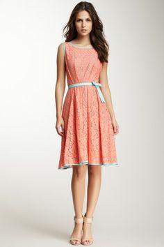 Eva Franco Samantha Lace Dress