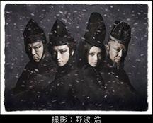 舞台『シレンとラギ』撮影:野波 浩