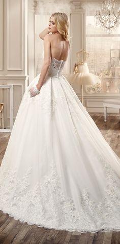 Nicole Spose 2016 Wedding Dress http://bellethemagazine.com/2015/09/nicole-spose-2016-bridal-collection.html