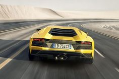 Get behind the wheel of Lamborghini's 740 Horsepower Aventador S as the car takes the brand to all new heights.