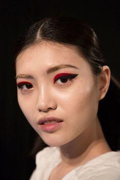 Hair and Makeup Fall 2016 | New York Fashion Week | POPSUGAR Beauty