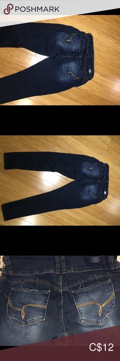 These skinny jeans/ jeggings are size 12 Jeans Skinny Jeggings, Size 12, Skinny Jeans, Comfy, Best Deals, Closet, Things To Sell, Style, Fashion