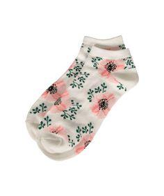 Floral Print Socks