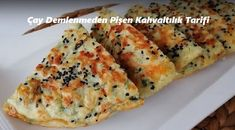 Çay Demlenmeden Pişen Kahvaltılık Tarifi – Kahvaltılıklar – Las recetas más prácticas y fáciles Soup Recipes, Dinner Recipes, Cooking Recipes, Perfect Pancake Recipe, Food Garnishes, Food Articles, Breakfast Recipes, Pancake Recipes, Pancakes