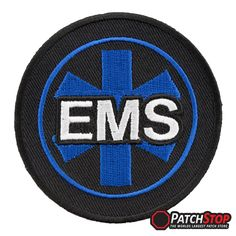 """Science Medical Learning /""""S.T.E.M./"""" PATCH-Iron On Embroidered Applique//School"""