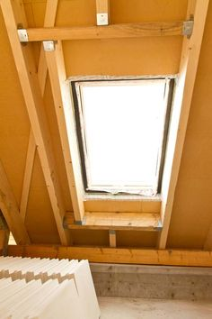 How To Install A Skylight For The Home Pinterest