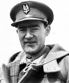 Colonel Sir Archibald David Stirling, DSO, OBE was the founder of the Special Air Service (SAS) a Scottish mountaineer, and a World War ll British Army Officer.  He was born in November 15, 1915 Died November 4, 1990.  He was educated at Trinity College, Cambridge.