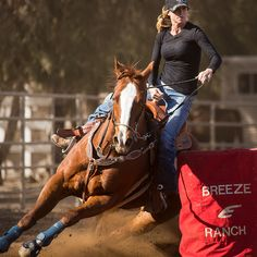 how to train your horse to barrel race