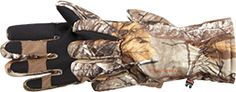 MANZELLA PRODUCTIONS INC Bow Sniper Waterproof Glove Realtree Xtra Xlarge, PR