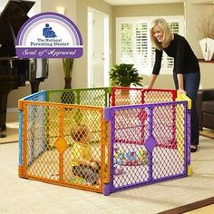 Baby Safety Play Center Indoor Outdoor Playpen Kids Panel Yard Home Pen Fun NIB - http://baby.goshoppins.com/baby-gear/baby-safety-play-center-indoor-outdoor-playpen-kids-panel-yard-home-pen-fun-nib/