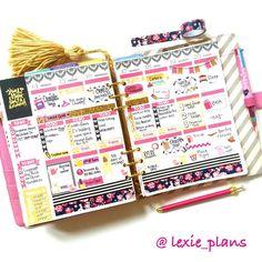 Full week. #wlecweekly #planning #plannergirl #planneraddict #plannerlove #plannerlife #plannernerd #plannercommunity #plannerobsessed #plannersgonnaplan #ErinCondren #ECLP #weloveec #wlecp #stickers #stickeraddict #plannerstickers #kikkik #washi #washitape #washiaddict by lexie_plans