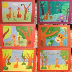 Masal/Hikaye kartları. Okul öncesi hikaye kartı.