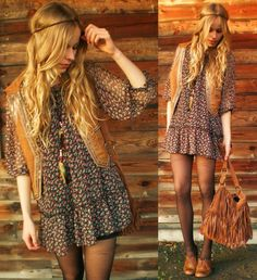 FEEL A BIT HIPPIE TODAY (by Frida Johnson) http://lookbook.nu/look/351617-FEEL-A-BIT-HIPPIE-TODAY