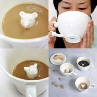 Hidden Animals Tea Cups