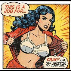 Job for! Super mom