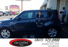 Van Griffith Kia Customer Review  AWESOME SERVICE WE HAD A GREAT SALESMEN LOVE KIA WILL RETURN FOR OUR NEXT CAR THANK YOU  Jimmie , https://deliverymaxx.com/DealerReviews.aspx?DealerCode=PXVJ&ReviewId=55969  #Review #DeliveryMAXX #VanGriffithKia