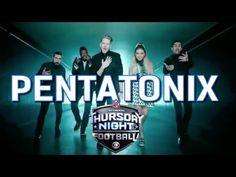 Pentatonix - Thursday Night Football Theme Song | NFL TNF [HD] - YouTube