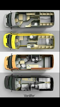 caravan interior 491807221811103828 - offroad Configuration by Vanlifer Source by delewagner life hacks life aesthetic life budget life interior life vehicles Diy Van Camper, Camper Life, Minivan Camper Conversion, Van Conversion Interior, Kombi Home, Bus Living, Van Home, Sprinter Camper, Campervan Interior