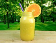 Bowel Cleansing Orange Cucumber Juice