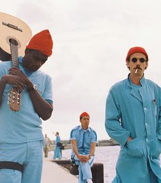""" The Life Aquatic Feat. Seu Jorge """