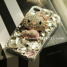 HK phone bling :)