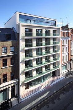 West End - Escritórios Convertidos em Apartamentos,© Alan Williams