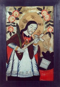 Jan Nepomucky Religious Icons, Folk, Angels, Painting, Pictures, Saint John, Friends, Christ, Saints