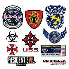 Clash Of Clans, Kingdom Hearts, Resident Evil Cosplay, Umbrella Corporation, Gamer T Shirt, Videogames, Adventure Time Anime, Pokemon, Street Fighter