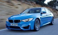 2015 BMW M3 lease