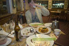 Diner @ China Delight - USA Trip Day 11 / Oakhurst