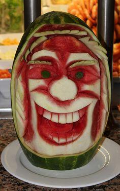 Merry melon | by chapelhall B & N.