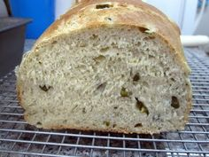 Happy Go Marni: Dill Pickle Bread, Because Weird is Fun! | Baking, Recipes, Happiness