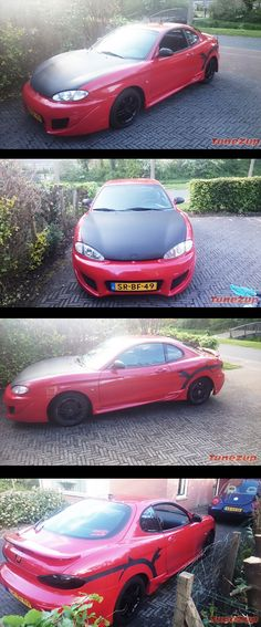 : #Modified #HyundaiCoupe
