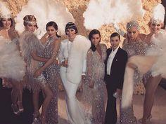 The Kardashian family make sure Kris has *the* most amazing 60th bash...