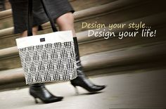 Great custom handbags at an affordable price...contact Jen Jordan in the Columbus, OH area to get started designing your very own Madison Handbag.