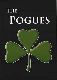 A great poster for any fans of Shane MacGowan and The Pogues! This shamrock will bring you some good luck :) Ships fast. 24x34 inches. Need Poster Mounts..? bm8228