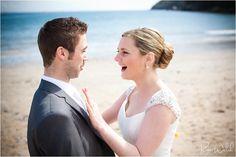Oxwich Bay Wedding Photography  Beach Wedding Idea's  Welsh Wedding  Couple portraits, photography, backlit