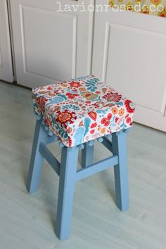 Decoupage Furniture, Funky Furniture, Furniture Projects, Kids Furniture, Furniture Makeover, Painted Furniture, Diy Interior, Rose Crafts, Jute Fabric