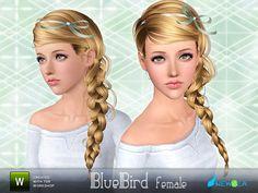 Newsea BlueBird Female Hairstyle