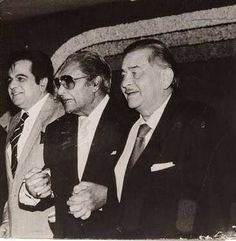 Dilip Kumar, Ashok Kumar and Raj Kapoor Vintage Bollywood, Indian Bollywood, Bollywood Stars, Rare Pictures, Rare Photos, Indian Celebrities, Bollywood Celebrities, Calming Pictures, Bolly Wood