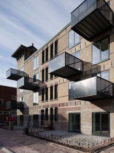 PAM - Herbestemd pakhuis - inzending BNA Gebouw van het Jaar 2012