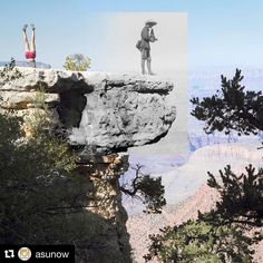 #Repost from @asunow who broadcast both University news and experience  Lots of love to our National Parks on their centennial today. See our story at asunow.asu.edu to learn more about the innovative idea of national parks and see the video to understand how artists introduced and advocated for it. Check out the video to see the work being produced by ASU professors in the parks today. Image is by ASU professor Mark Klett and alumni Byron Wolfe. #park #nationalpark