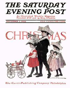 The Saturday Evening Post, dec. 1903