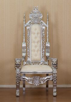 Silver Kings throne : )