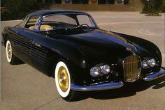 1953 Ghia-bodied Cadillac.