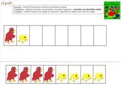 Algorithmes : fiche de manipulation A plastifier et à proposer en manipulation aux élèves.    algo 1    algo 2    algo 3    algo 4   Algorithmes : fiche de travail continue de placer les images en respectant l'algorithme de départ, puis colle ces images.      fiche algo 1    fiche algo 2    fiche algo 3    fiche algo 4    [amazon_link asins='2211094724' template='ProductAd' store='lacldepsdemc-21' marketplace='FR' link_id='d6... Modele Lego, Kids Rugs, Store, Link, Storytelling, Atelier, Larger, Business, Shop