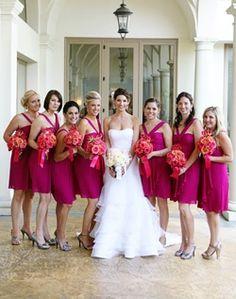 every girls dream wedding