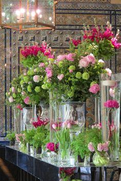 Aquilea, decoracion floral, decoracion eventos, centros de flor