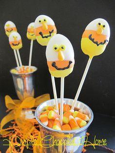 30 plus Halloween food ideas